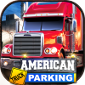 American Truck Parking 3D icon