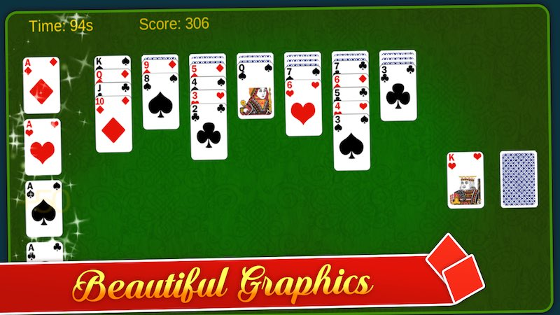 Klondike Solitaire Classic | Play Free Online Card Games at