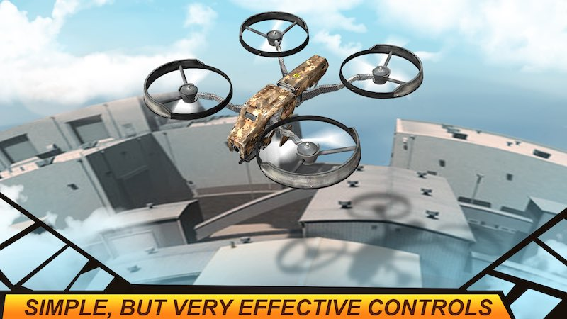 Drone Simulator | Play Free Online Simulator Games at